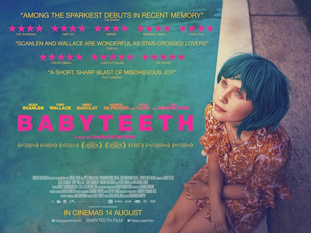 Watch an exclusive new clip from the critically-acclaimed 'Babyteeth'