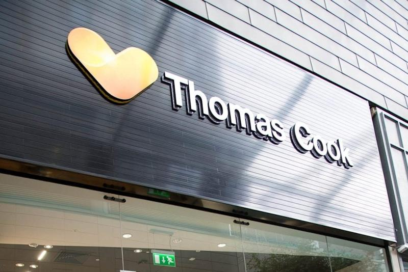 Thomas Cook UK Shops Sold to Retail Rival Owned by Husband-and-Wife Team