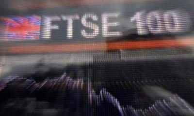 Share Prices Bounce Back As Oil Steadies