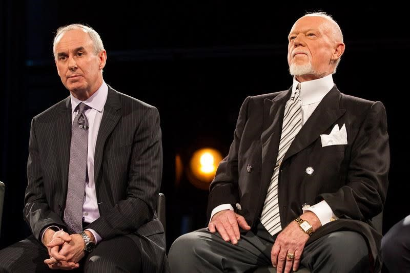 """MacLean says """"Coach's Corner is no more"""" following Cherry's dismissal from HNIC"""