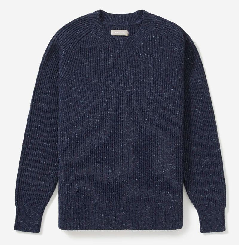 "<p><strong>everlane</strong></p><p>everlane.com</p><p><strong>$120.00</strong></p><p><a href=""https://go.redirectingat.com?id=74968X1596630&url=https%3A%2F%2Fwww.everlane.com%2Fproducts%2Fmens-tri-twist-sweater-navy-melange&sref=https%3A%2F%2Fwww.esquire.com%2Fstyle%2Fmens-fashion%2Fg34753211%2Fblack-friday-cyber-monday-mens-clothing-deals-2020%2F"" rel=""nofollow noopener"" target=""_blank"" data-ylk=""slk:Shop Now"" class=""link rapid-noclick-resp"">Shop Now</a></p>"