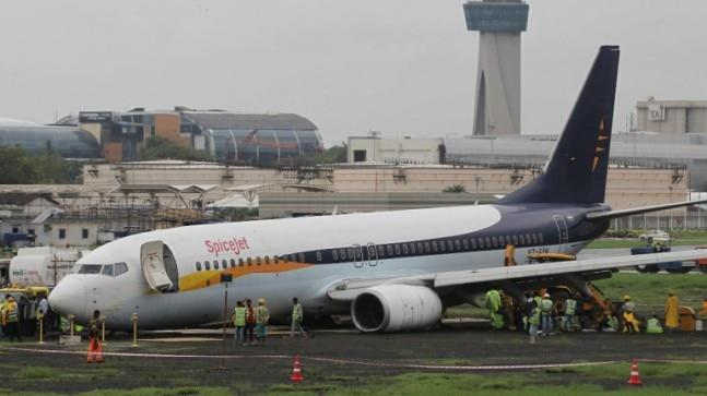 Five passengers jets suffered near-accidents that including overshooting the runway or veering off the path in the last three days at different airports in the country