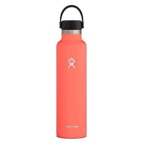 """<p><strong>Hydro Flask</strong></p><p>amazon.com</p><p><strong>$33.00</strong></p><p><a href=""""https://www.amazon.com/dp/B083GBLFN7?tag=syn-yahoo-20&ascsubtag=%5Bartid%7C2140.g.33863839%5Bsrc%7Cyahoo-us"""" rel=""""nofollow noopener"""" target=""""_blank"""" data-ylk=""""slk:Shop Now"""" class=""""link rapid-noclick-resp"""">Shop Now</a></p><p>Whether they want to enjoy steamy coffee on the trails or keep their water cold as ice, this stainless steel Hydro Flask in a bright hue lasts for the long haul.</p>"""