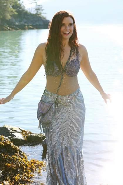 Joanna Garcia Swisher as Ariel in 'Once Upon a Time' Season 3 -- ABC