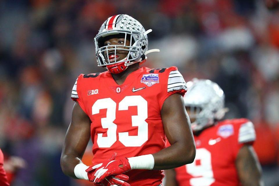 Ohio State football 2021 projected depth chart, fall defense, specials