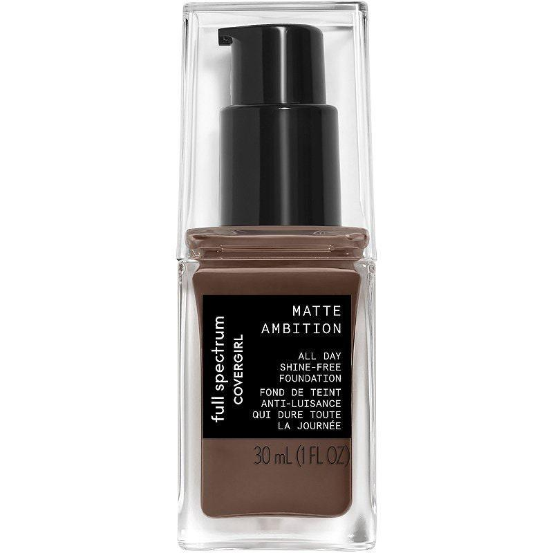 "<p>The CoverGirl Full Spectrum Matte Ambition All Day Foundation is the perfect base to wear under your mask. It's comfortable, soft on the skin, and it's so full coverage you may want to even skip <a href=""https://www.allure.com/gallery/best-of-beauty-base-makeup-product-winners?mbid=synd_yahoo_rss"" rel=""nofollow noopener"" target=""_blank"" data-ylk=""slk:concealer"" class=""link rapid-noclick-resp"">concealer</a>. Plus, it won't leave foundation marks on your mask. </p> <p><strong>$12</strong> (<a href=""https://amzn.to/3guP7TT"" rel=""nofollow noopener"" target=""_blank"" data-ylk=""slk:Shop Now"" class=""link rapid-noclick-resp"">Shop Now</a>) </p>"