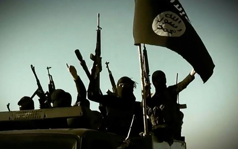 An image from a propaganda video released on March 17, 2014 by the Islamic State of Iraq and the Levant group's al-Furqan Media