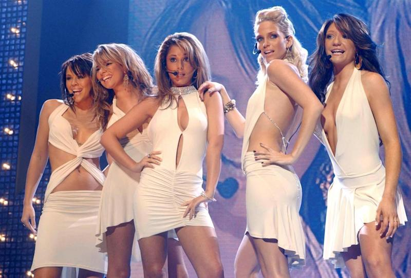 Mini-reunion: Could Girls Aloud be reforming? (Andy Butterton/PA)