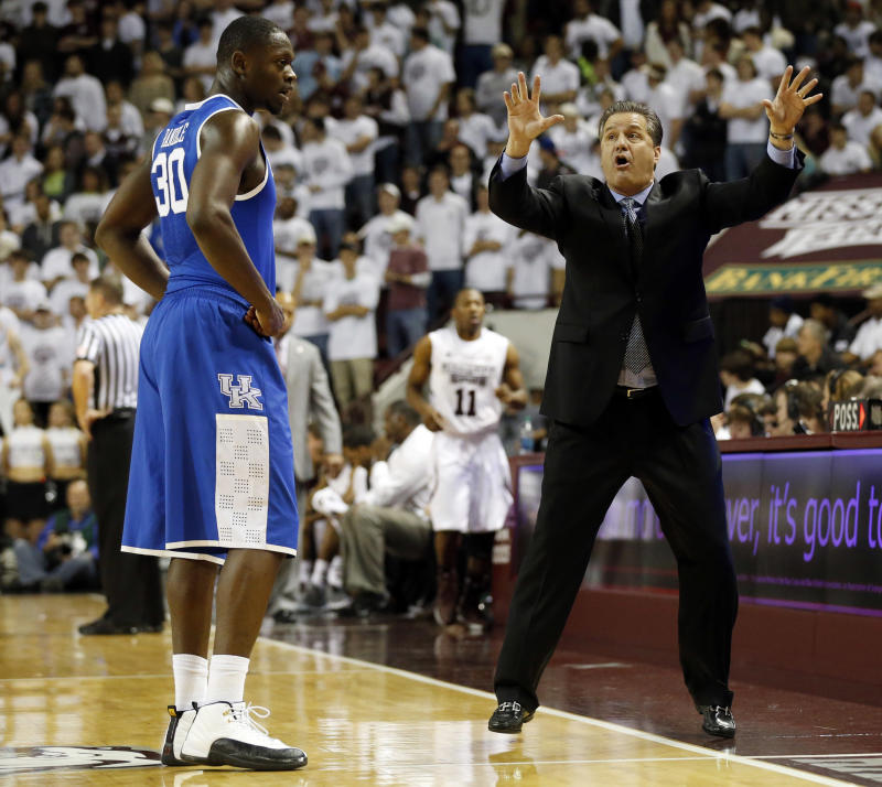 No. 18 Kentucky beats Mississippi State 69-59