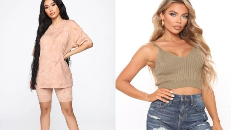 Fashion Nova is one of the best-known fast fashion retailers online right now.