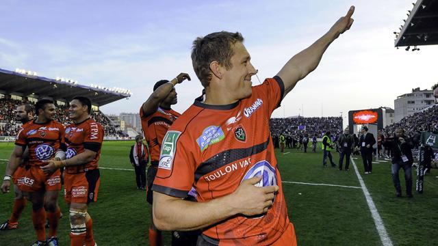 Top 14 - Toulon: Wilkinson, un an de plus