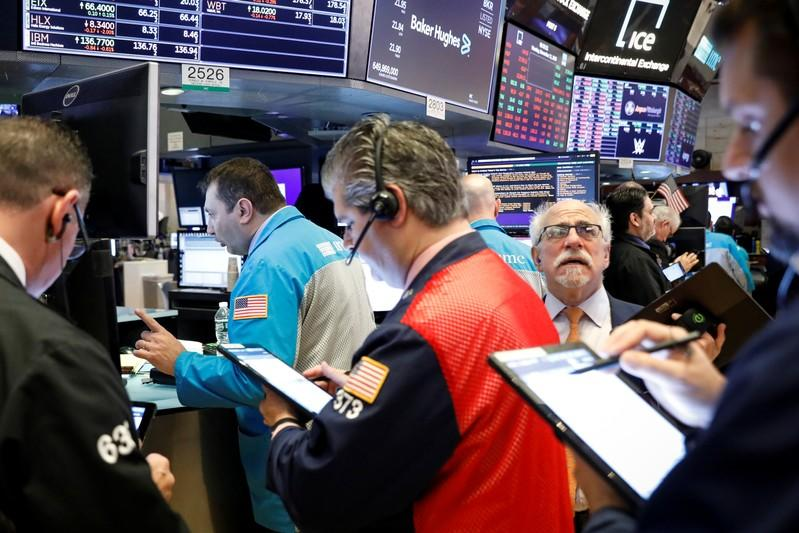 Wall Street falls on concerns about U.S.-China trade deal progress