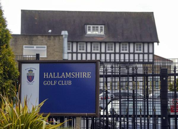 "Molly Bryan says she was ""ogled"" at, sworn at, subjected to lewd comments and the victim of indecent exposure at the prestigious Hallamshire Golf Course (swns)"