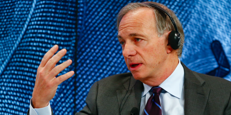 Ray Dalio, Chairman and Chief Investment Officer, Bridgewater Associates (REUTERS/Ruben Sprich)