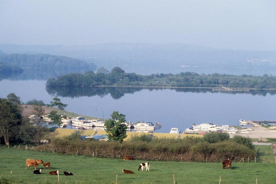 Lough Erne is a site of special importance for nature (PA) (PA Archive)