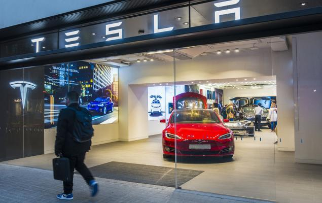 The Zacks Analyst Blog Highlights: Tesla, General Motors, Polaris Industries, Douglas Dynamics and Standard Motor Products