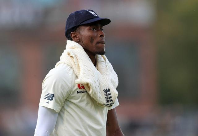 Jofra Archer tasted adversity for the first time in his international career (Mike Egerton/PA)