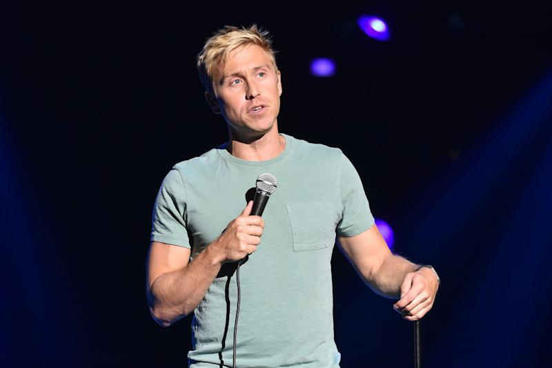 Russell Howard (Photo: Empics Entertainment)