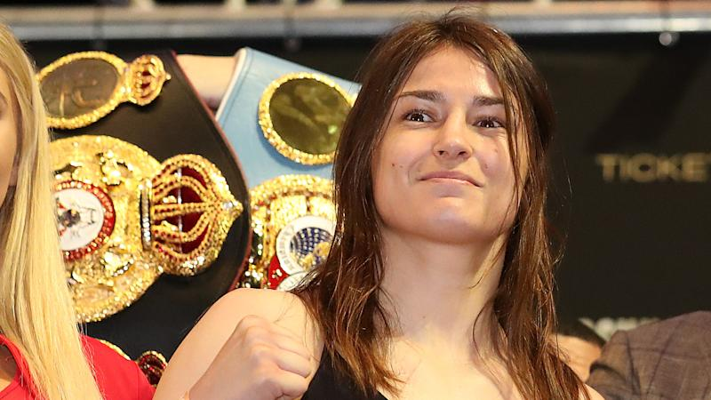 Katie Taylor delivers stinging unanimous decision over Delfine Persoon in rematch