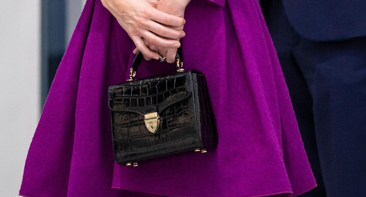 Aspinal of London has a huge up to 70% off sale. (Getty Images)