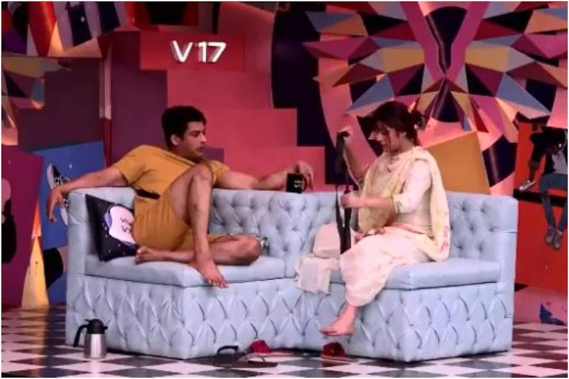 Bigg Boss 13: Shehnaz Gill Loses Her Calm After Sidharth Shukla Calls Her a Flipper