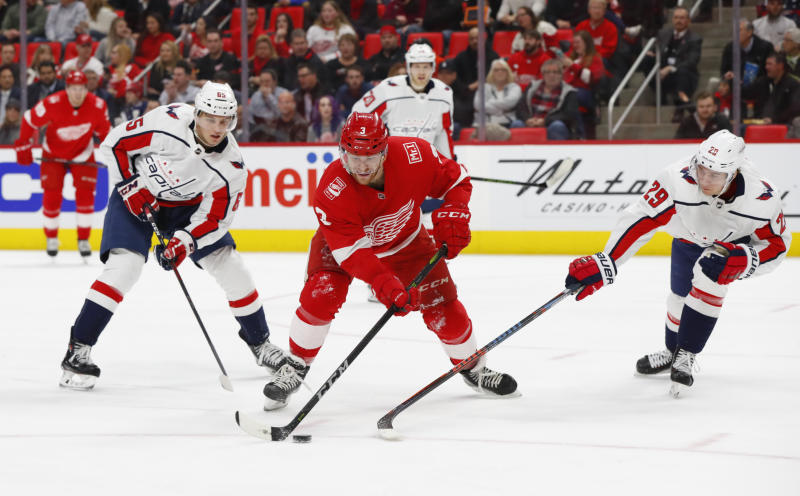 842626b9c26 Grubauer lifts Capitals to 1-0 win over Red Wings
