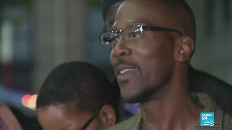 Three men exonerated in Baltimore after 36 years in prison for murder
