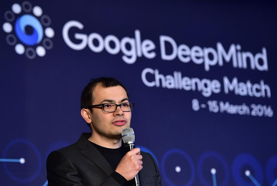 Google DeepMind head Demis Hassabis is an advisor to the government on artificial intelligence ethics. Photo: <span>Jung Yeon-je</span>/AFP/Getty Images