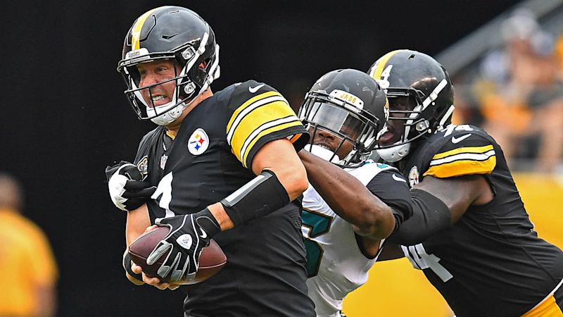 NFL playoffs: Picks, odds for Jaguars vs. Steelers divisional game in Pittsburgh