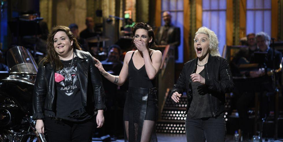 "<p><em>Saturday Night Live</em> has been serving late-night comedy over NBC's airwaves nearly every week since the show's debut in 1975 (yes, long before the existence of <a href=""https://www.goodhousekeeping.com/life/entertainment/g28509486/best-comedy-podcasts/"" target=""_blank"">comedy podcasts</a> and the ability to stream your favorite <a href=""https://www.goodhousekeeping.com/life/entertainment/g3243/best-romantic-comedy-movies/"" target=""_blank"">comedies on Netflix</a> and Hulu). The program's irreverent satire and live-broadcast format basically guaranteed it would court controversy from the very beginning, but that hasn't stopped <em>SNL</em> from taking home 67 <a href=""https://www.goodhousekeeping.com/life/entertainment/g28831817/emmy-winners-the-year-you-were-born/"" target=""_blank"">Emmys</a>, launching the careers of dozens of talented comedians and actors, spotlighting hundreds of great musical acts and creating some of the most memorable sketches of all time. As it turns out, bad hosts, edgy material, rebellious musicians, and accidental f-bombs are all just part of the fun. Read on to see <em>Saturday Night Live</em>'s biggest controversies from throughout its tenure as one of the longest-running shows in television.</p>"