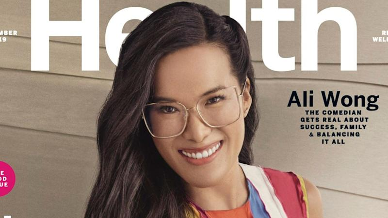 Ali Wong Says She Didn't Know a Miscarriage 'Was a Thing That Could Happen' Before Her Own