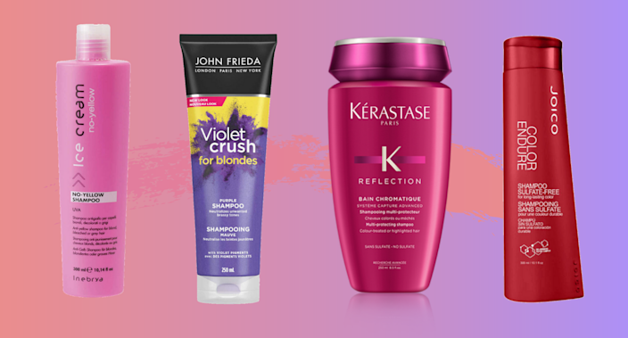 Best shampoos for colour-treated hair