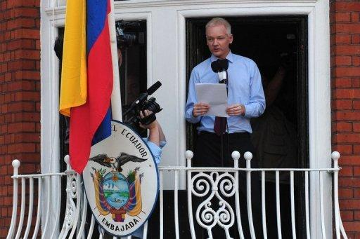 Ecuador says it is prepared to shelter Assange inside its London embassy for years if necessary