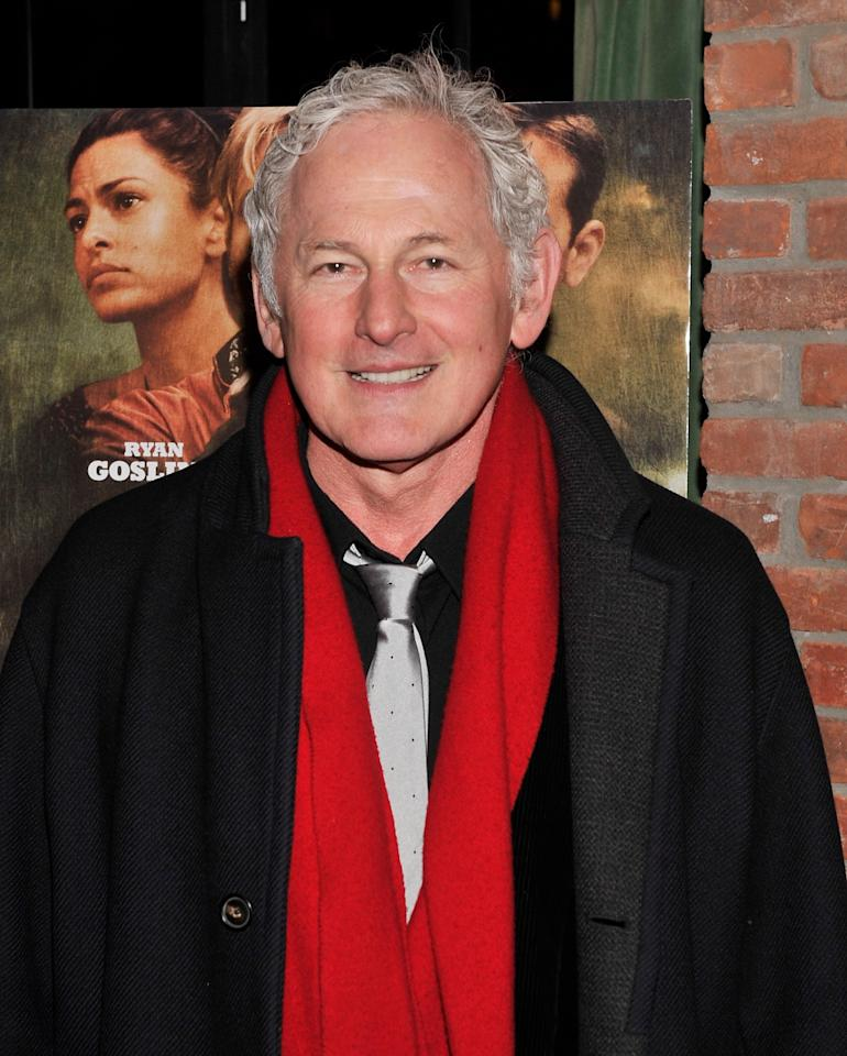 "NEW YORK, NY - MARCH 28:  Actor Victor Garber attends ""The Place Beyond The Pines"" New York Premiere After Party at The Bowery Hotel on March 28, 2013 in New York City.  (Photo by Stephen Lovekin/Getty Images)"