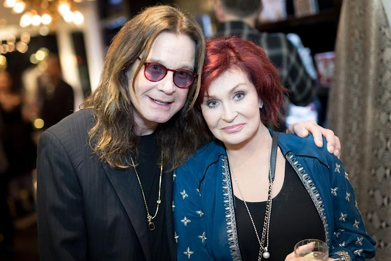 Ozzy and Sharon | Greg Doherty/Getty