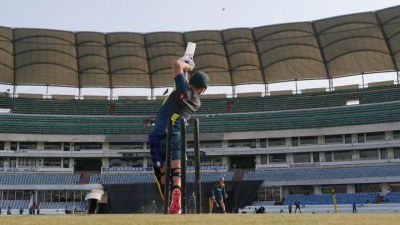 THE LITTLE THINGS THAT MATTER: The moment of reckoning when an out-of-form Aaron Finch finally got going, at Ranchi
