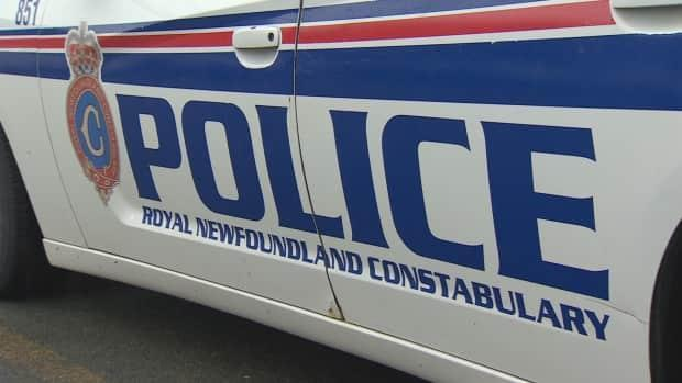 Police responded to a report of a sudden death at the lockup in St. John's Friday. (Bruce Tilley/CBC - image credit)