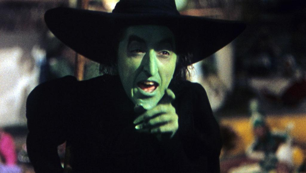 Margaret Hamilton, Wizard of Oz
