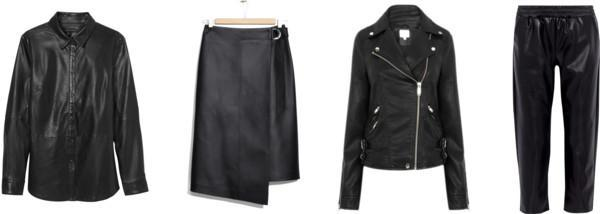 PFW Trend Guide: Leather