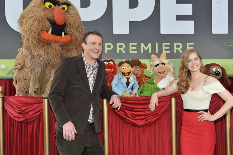 The Muppets will be on TV over the weekend. (Photo by Mark Davis/Getty Images)