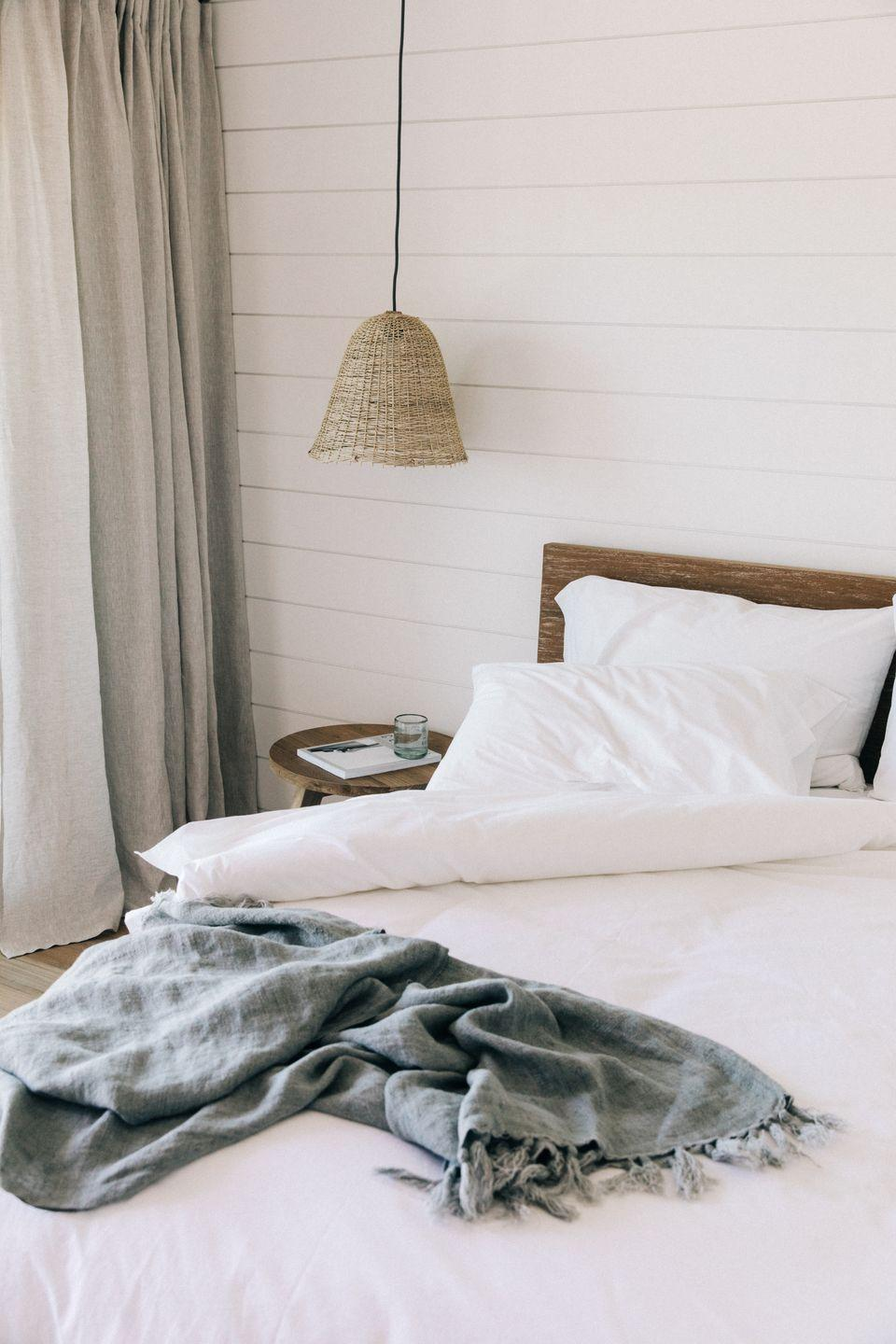 """<p>Emma Goodwin and her husband, Matthew, became first-time hoteliers as they painstakingly restored the run-down Surfrider Motel on an enviable stretch of Malibu beachfront into <a href=""""https://thesurfridermalibu.com/"""" rel=""""nofollow noopener"""" target=""""_blank"""" data-ylk=""""slk:The Surfrider"""" class=""""link rapid-noclick-resp"""">The Surfrider</a> Malibu. Matthew, an architect, and Emma, an interior designer, created not only an Instagram-worthy hotel but a living embodiment of Southern California's lifestyle, food, and culture. They became multi-hyphenates as landscape designers, recipe testers, and music curators to create the hotel.</p><p><strong>What does boutique hotel style mean to you?</strong></p><p>""""A boutique hotel allows for really beautiful scale. I often look at places who call themselves boutique hotels but are more lifestyle hotels. Boutique hotels are large enough to make an impact, create a real sense of energy, and tell a real story but small enough to do so with quality materials and details with a secret language that tells the story along the way.</p><p>""""On the other side of that, it's more than just finishings and furniture. It's about so much more: the weather, what music is playing, what food is being served, the scent throughout. All of those little touch points define what design is in a boutique hotel space. What the message is from the confirmation email to how you're greeted to the service of the food.""""<br></p>"""