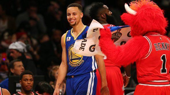 42b9ed1ff Report  Stephen Curry invited to 3-point contest