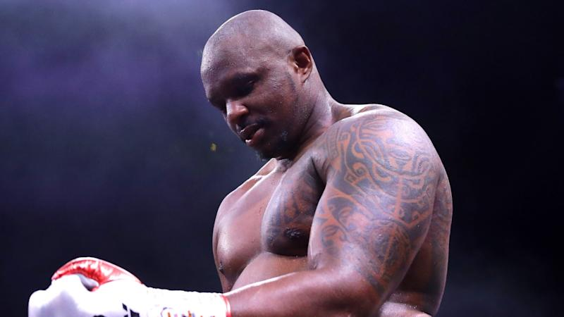 Dillian Whyte's WBC title hopes thwarted by Alexander Povetkin's hammer blow