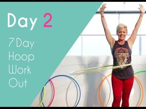 """<p>Another short one, this seven-minute hula hoop workout targets your core. Build strength and sculpt lean muscle in less than ten mins from your living or bedroom. </p><p><a href=""""https://www.youtube.com/watch?v=FI8CDxw19oA&ab_channel=DeanneLove"""" rel=""""nofollow noopener"""" target=""""_blank"""" data-ylk=""""slk:See the original post on Youtube"""" class=""""link rapid-noclick-resp"""">See the original post on Youtube</a></p>"""