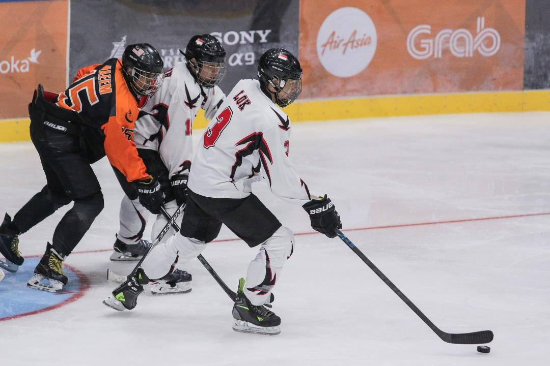 <p>Singapore fell 8-2 to Malaysia in the 2017 SEA Games ice hockey tournament. They finished fourth out of five groups. Photo: Fadza Ishak/Yahoo News Singapore </p>