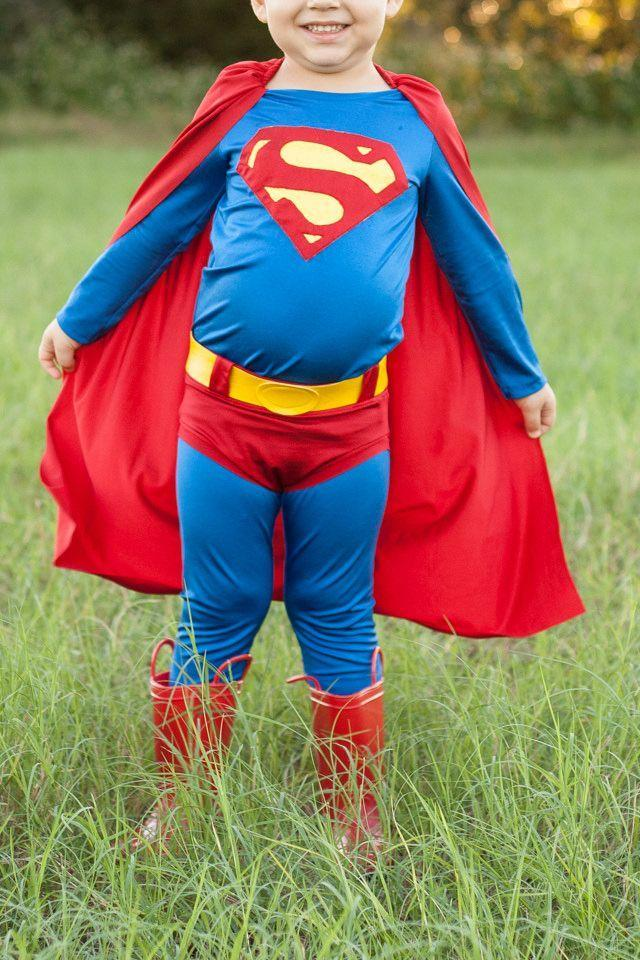 "<p>If your little man has his heart set on donning the tights and cape (and you're faster than a speeding bullet with a needle and thread), here's the DIY for you.</p><p><strong>Get the tutorial at <a href=""http://www.stitchedbycrystal.com/2015/09/tutorial-superman-costume.html"" rel=""nofollow noopener"" target=""_blank"" data-ylk=""slk:Stitched by Crystal"" class=""link rapid-noclick-resp"">Stitched by Crystal</a>.</strong><br></p><p><strong><a class=""link rapid-noclick-resp"" href=""https://www.amazon.com/Duofold-Weight-Thermal-Winter-River/dp/B074PFPV51/?tag=syn-yahoo-20&ascsubtag=%5Bartid%7C10050.g.21345654%5Bsrc%7Cyahoo-us"" rel=""nofollow noopener"" target=""_blank"" data-ylk=""slk:SHOP BLUE LEGGINGS"">SHOP BLUE LEGGINGS</a></strong></p>"