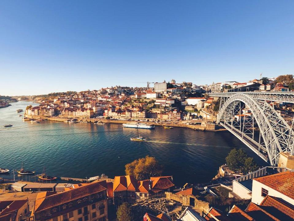 Porto, Portugal's second city, could be green (Getty Images)