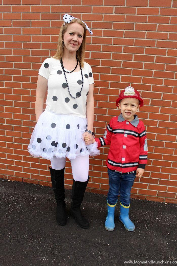 """<p>Get <em>fire</em>d up for this easy mommy and me costume, which will earn major cool points with your fireman-obsessed little guy.</p><p><strong>Get the tutorial at <a href=""""https://www.momsandmunchkins.ca/2016/10/21/mommy-and-me-halloween-costume/#_a5y_p=5880080"""" rel=""""nofollow noopener"""" target=""""_blank"""" data-ylk=""""slk:Moms & Munchkins"""" class=""""link rapid-noclick-resp"""">Moms & Munchkins</a>. </strong></p><p><strong><a class=""""link rapid-noclick-resp"""" href=""""https://www.amazon.com/Topdress-Womens-Vintage-Petticoat-Ballet/dp/B01JCCIOAO/?tag=syn-yahoo-20&ascsubtag=%5Bartid%7C10050.g.28181767%5Bsrc%7Cyahoo-us"""" rel=""""nofollow noopener"""" target=""""_blank"""" data-ylk=""""slk:SHOP WHITE TUTUS"""">SHOP WHITE TUTUS</a><br></strong></p>"""