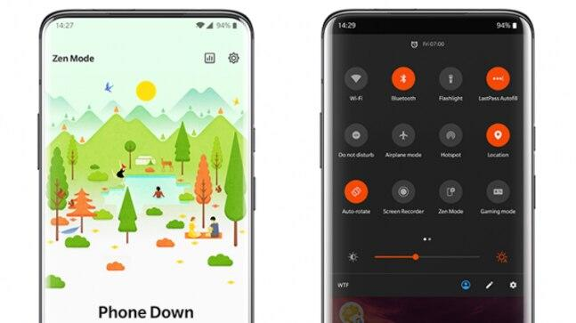 OnePlus will release some of the new Oxygen OS features on the OnePlus 7 Pro for the older OnePlus handsets. The update will come later in the year.