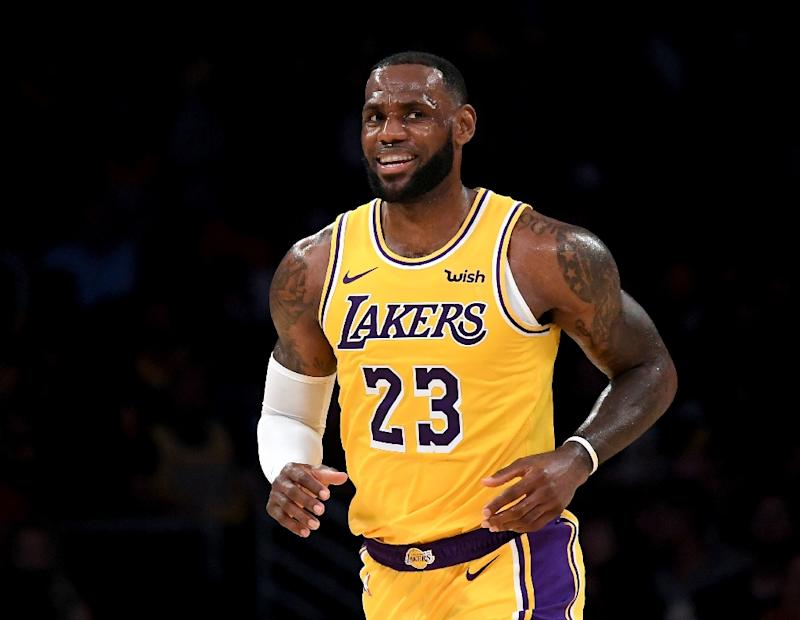 Burglary crew targeted National Basketball Association star LeBron James' Los Angeles home